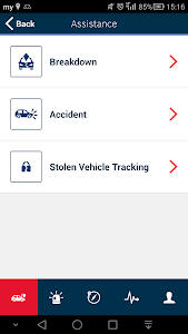 Connected Car Service screenshot 3