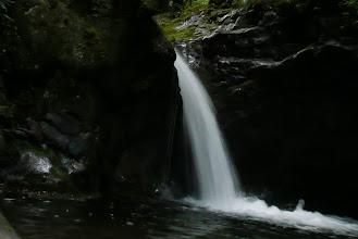 Photo: Vodopád Stříbrného potoka nad obcí Nýznerov