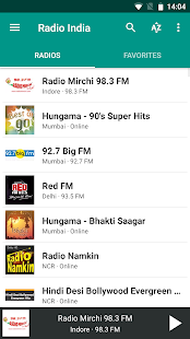 Radio India FM Screenshot