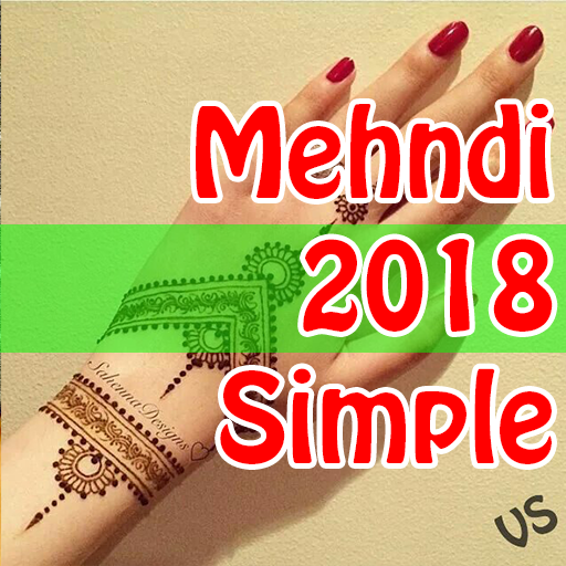 Mehandi Designs 2018 Simple