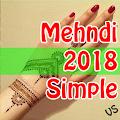 تصاميم الحناء بسيطة 2018 Henna download