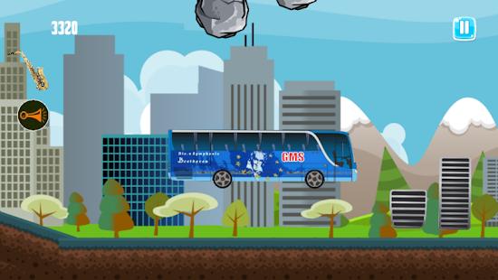 PO Bus Gajah Mulia Sejahtera - náhled