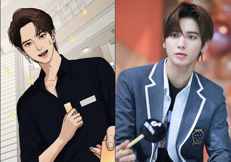 true beauty kim yeong bin naver webtoon txt taehyun taelife