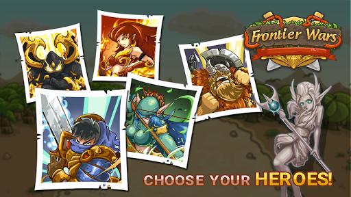 Frontier Wars: Defense Heroes - Tactical TD Game ss2