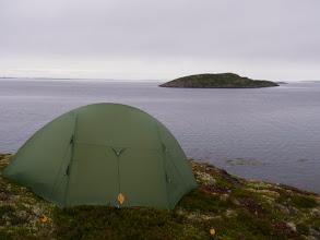 Photo: Leir dag 5, ved Skotsvær