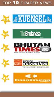Bhutan News Kuensel Bbs Bhutan Time All Rating Apps On Google Play