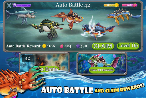Sea Monster City  screenshots 14