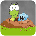 Word Wow - Help a worm out! icon
