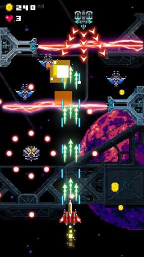 Retro Space War: Galaxy Attack Alien Shooter Game 1.6.2 de.gamequotes.net 3