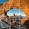 Puzzle des animaux et paysages