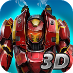 Robot Fighting: Steel Battle 1.1 Apk