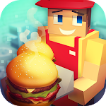 Burger Craft: Fast Food Shop Chef Cooking Games 3D Icon