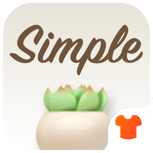 Simple Life Theme for Android Icon