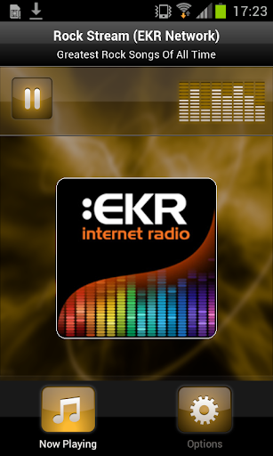 Rock Stream EKR Network