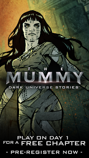 The Mummy Dark Universe