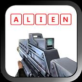 CS Gun Strike : Alien Monster