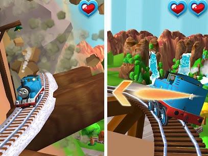 Thomas & Friends: Magic Tracks 1.3 MOD (Unlocked) 3