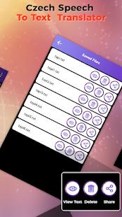 App Czech Speech To Text Translator APK for Windows Phone