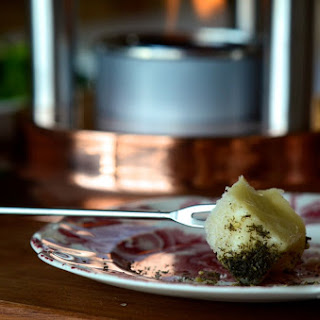 Cheese Fondue Recipe (with…za'atar!)