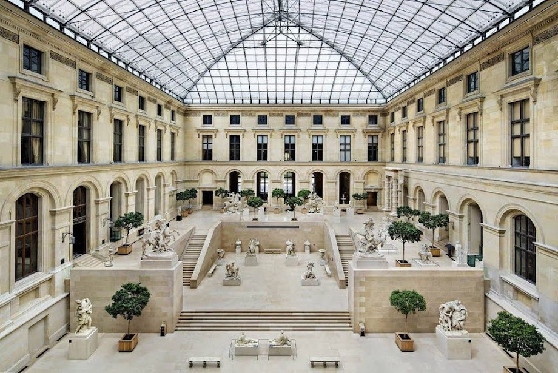 Foto Museo del Louvre 13