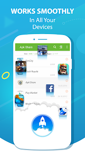 Apk Share / App Send Bluetooth , Easy Uninstall- screenshot thumbnail