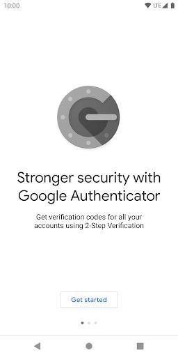Google Authenticator ss1