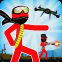 Stickman Army : Team Battle icon