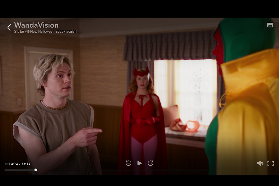 Netflix playing with ZenMate VPN service