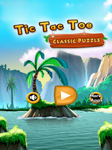 Tic Tac Toe Classic Puzzle Screenshot
