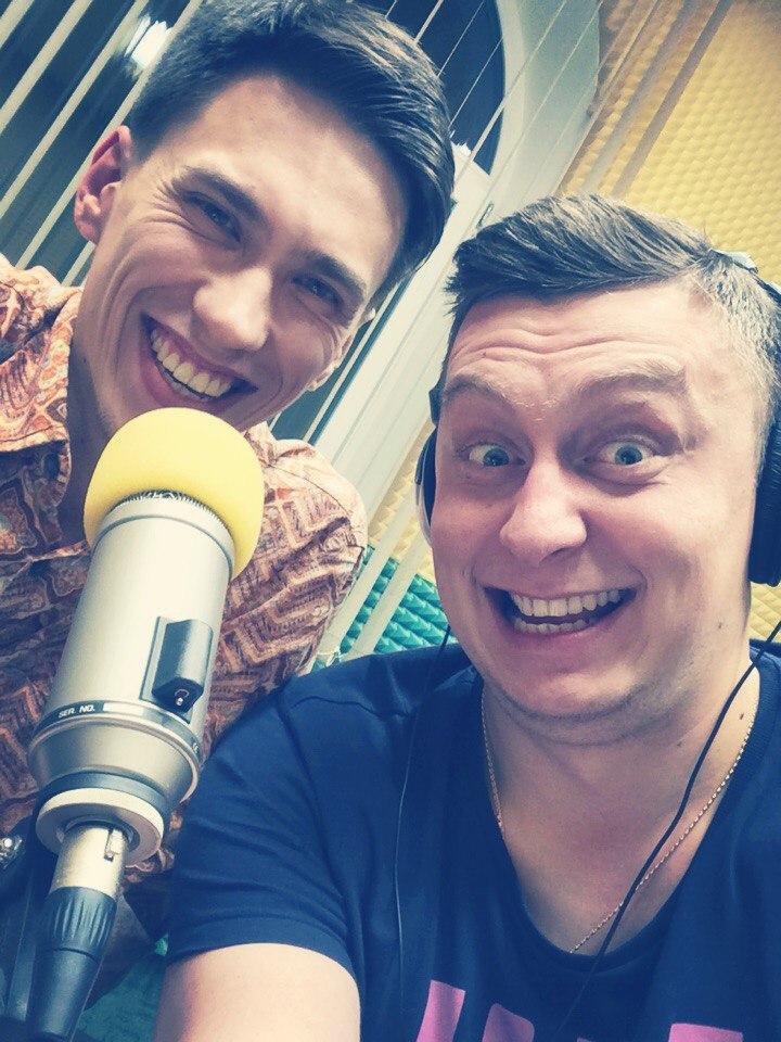 Евгений Фалалеев в Челябинске