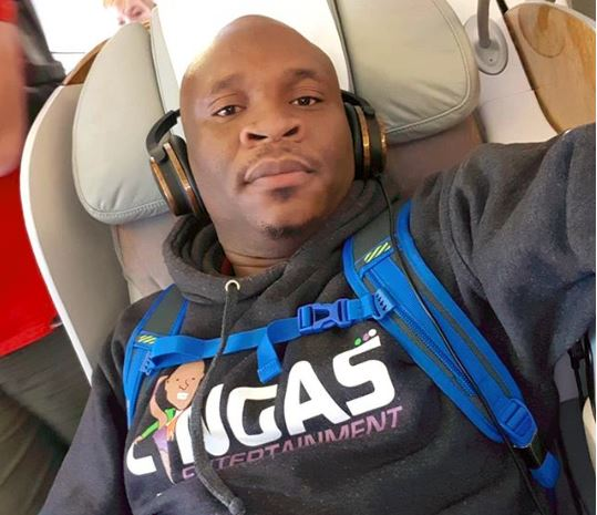 Dr Malinga took his cheerful dance moves to China.