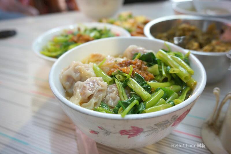 內行人麵攤,永興街小吃-4