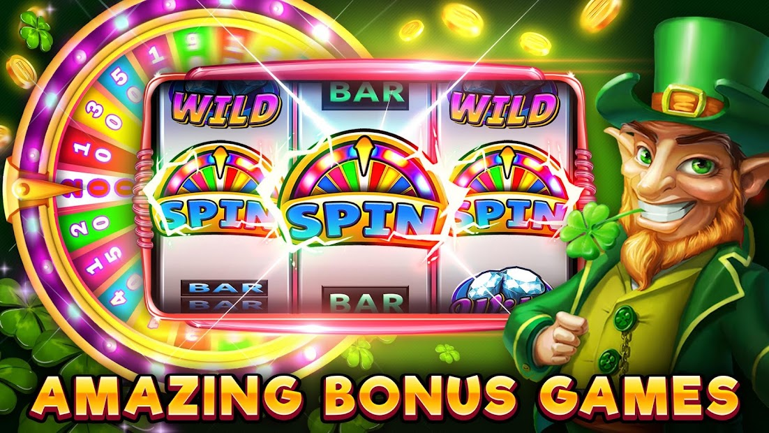 Huuuge Casino Slots - Play Free Slot Machines Android App Screenshot