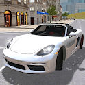 American City Fast Car Driving 2020 icon