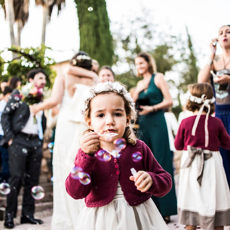 Wedding photographer Inma Del valle (INMADELVALLE). Photo of 14.01.2018