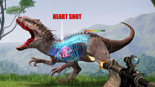 Dino Games - Hunting Expedition Wild Animal Hunter 7.0 screenshots 4