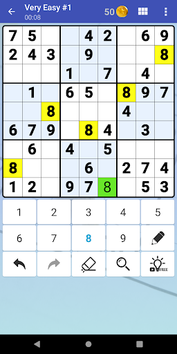 Sudoku Free - Classic Brain Puzzle Game screenshots 1