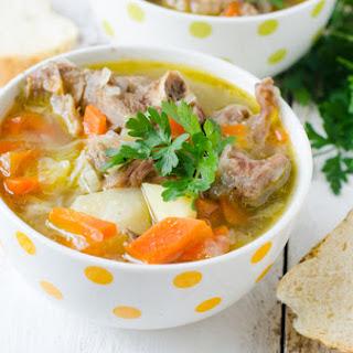 1. Vegetable Carrot Soup
