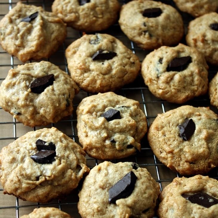 Peanut Butter Coconut Cookies Recipe