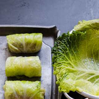 Cabbage Rolls No Tomatoes Recipes