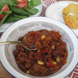 Sweet And Spicy Chili Con Carne