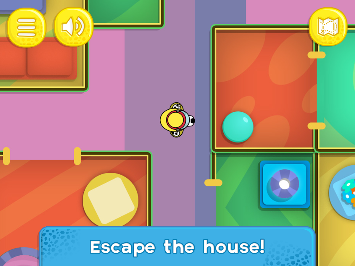 Sparky's Fun House- screenshot
