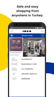 Ikea mobile apps on google play for Ikea planner app