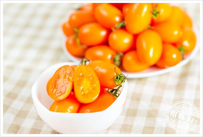 美濃澄蜜香玉女小番茄6