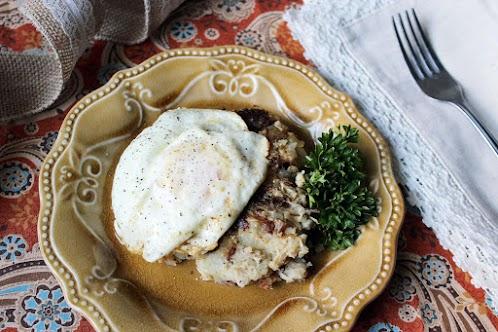 Turkey Hash - Thanksgiving Leftovers