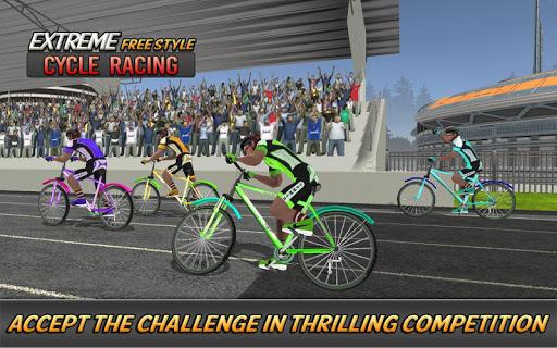 Extreme Freestyle Cycle Racing 1.0.2 screenshots 2