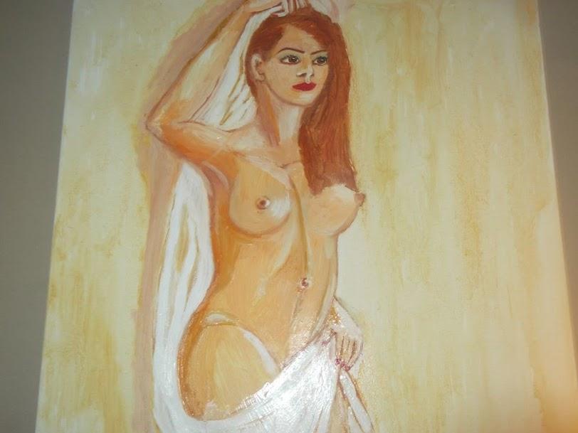 Corpo di donna di Mari Palladini