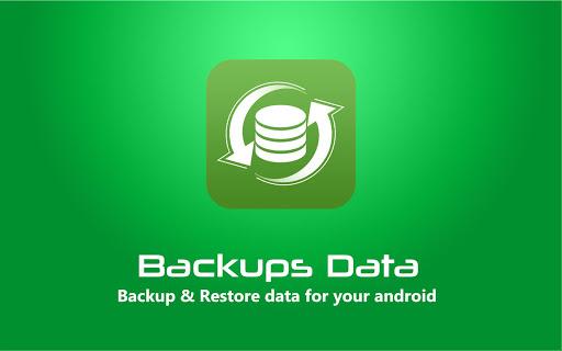 Backups Data