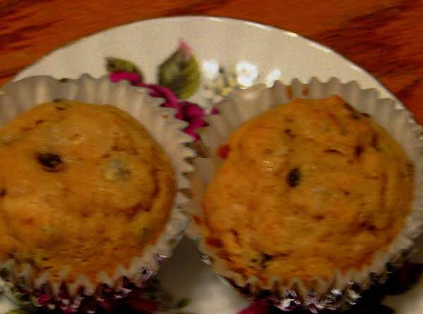 Nonna Rosa's Chocolate Chip Muffins