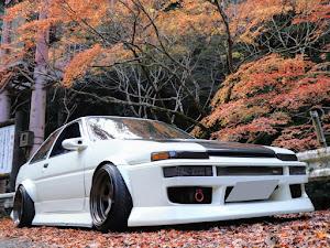 スプリンタートレノ AE86 GTのカスタム事例画像 244さんの2020年11月29日19:58の投稿